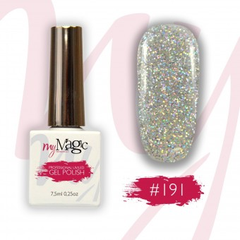 Gel Polish no 191