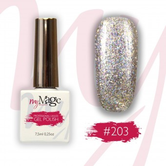 Gel Polish no 203