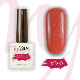 Gel Polish no 340