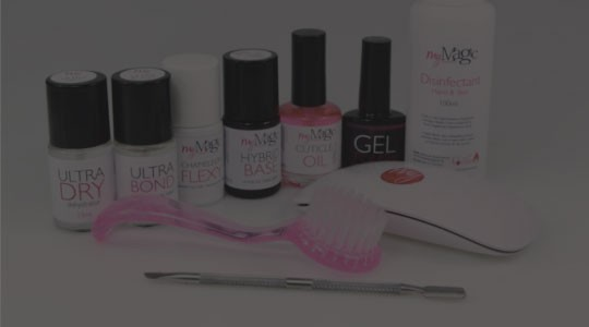 Gel polish at home